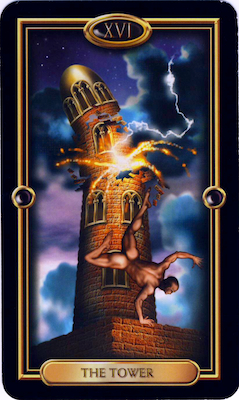 Tarot the Tower