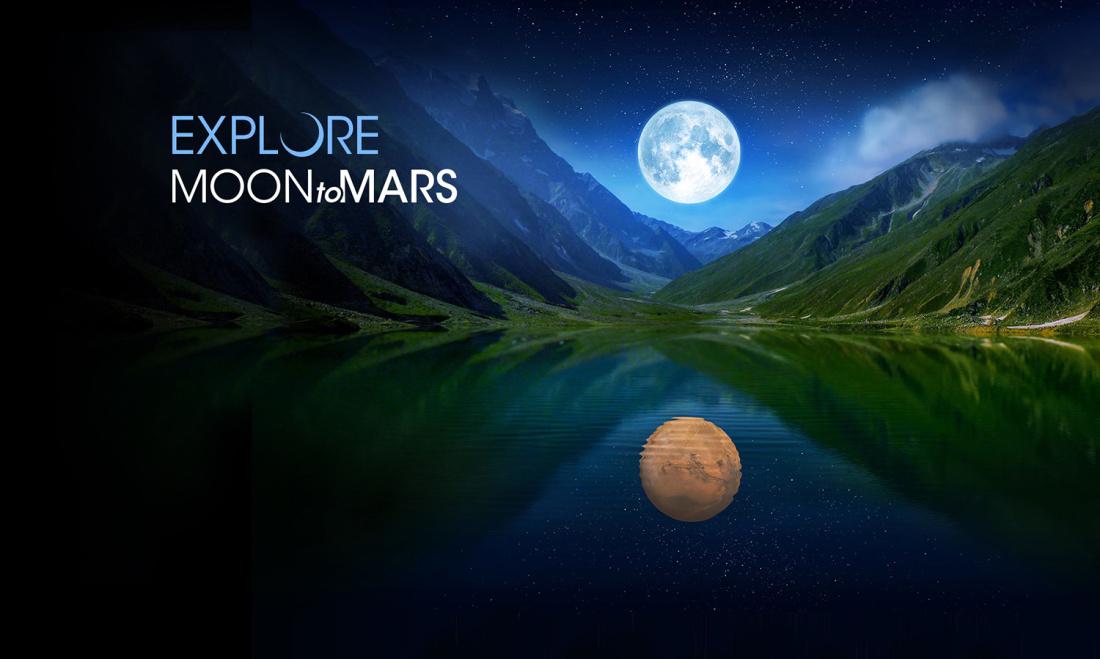 Moon2Mars